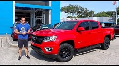 Is the 2019 Chevy Colorado Z71 the BEST off-road mid size truck to BUY?
