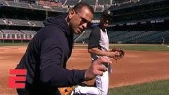 Nolan Arenado shows Alex Rodriguez why he's a Gold Glove third baseman | MLB on ESPN