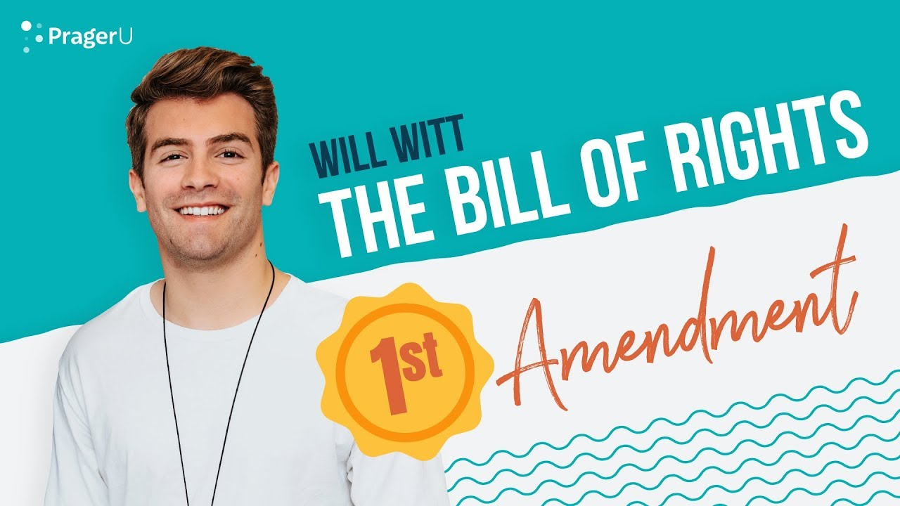 Do You Understand the First Amendment? Presented By Will Witt.