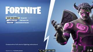 I FINALLY MERGED M¥ FORTNITE ACCOUNT ONLY BANNERS THO LOL