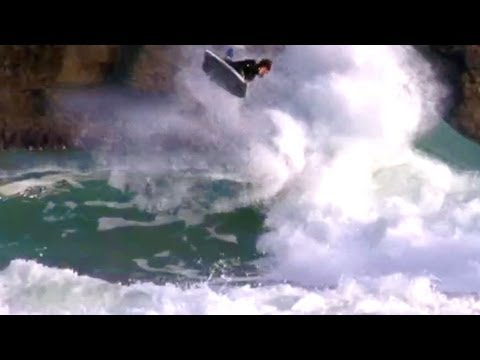 Pierre Louis Costes - Perfect Bodyboard Days in Spain