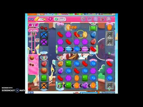 Candy Crush Level 2189 help w/audio tips, hints, tricks