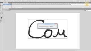Анимированный текст. Анимация. Adobe Flash. / VideoForMe - видео уроки