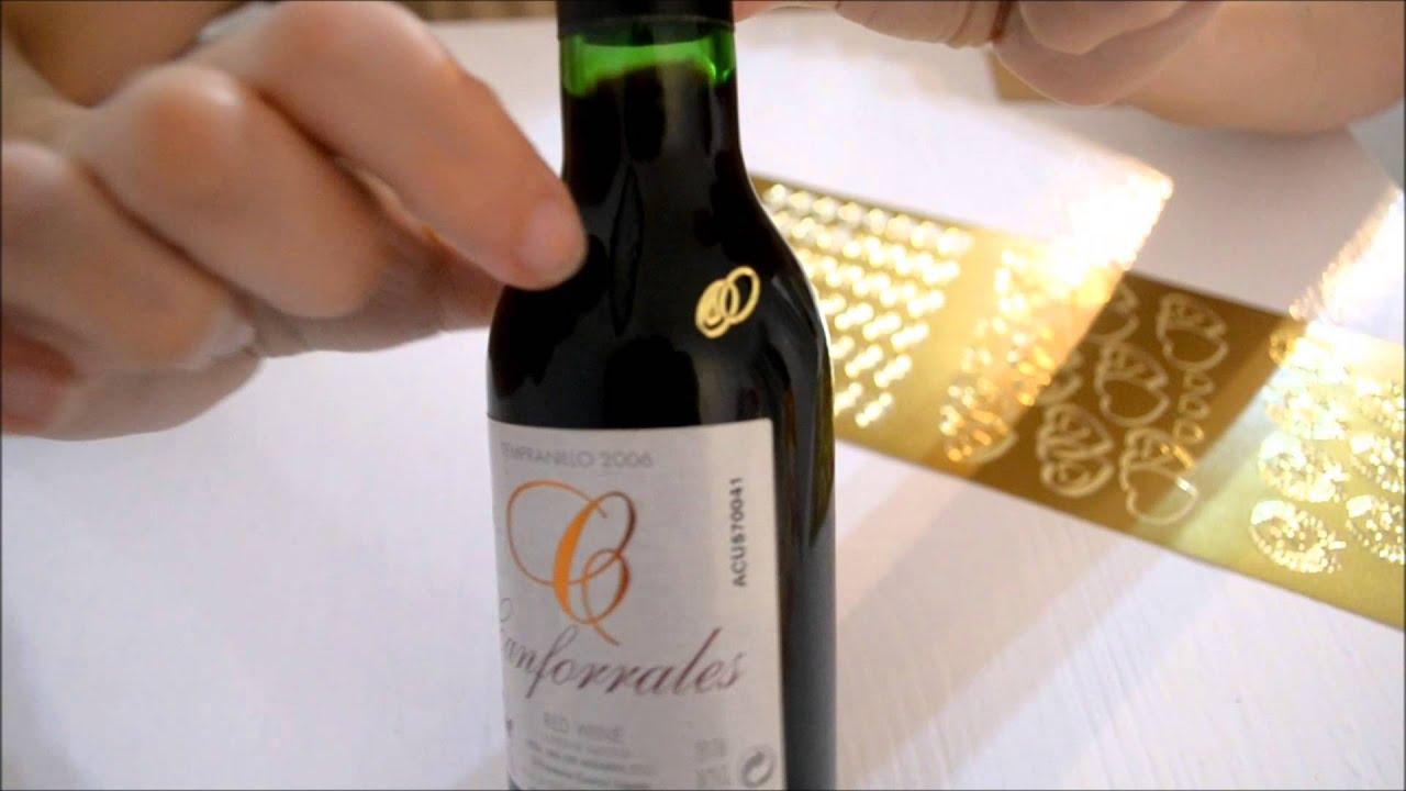 Decoraci n de botellas youtube - Decoracion de botellas ...