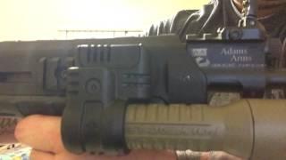 AR15 Adams Arms video 1.