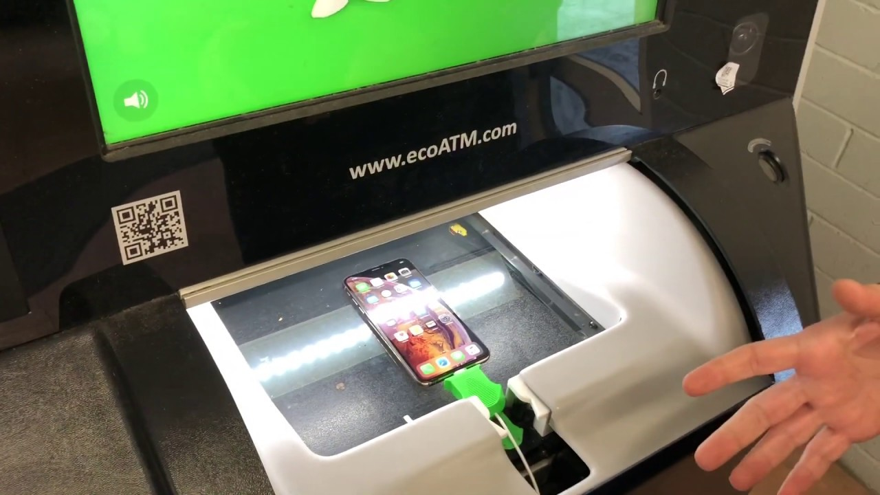 newest 50ea7 96541 See How much the ECOATM Machine at Walmart Offer for my iphone X max