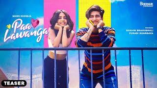 Paa Lawanga (Teaser)   Nicks Kukreja   Bhavin Bhanushali   Purabi Bhargava   Shabby Singh