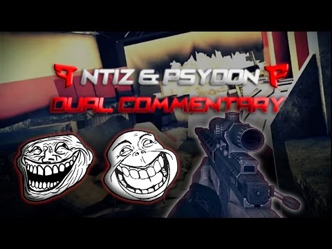 NtiZ & Psydon's Sniping Dual Commentary (MC4)