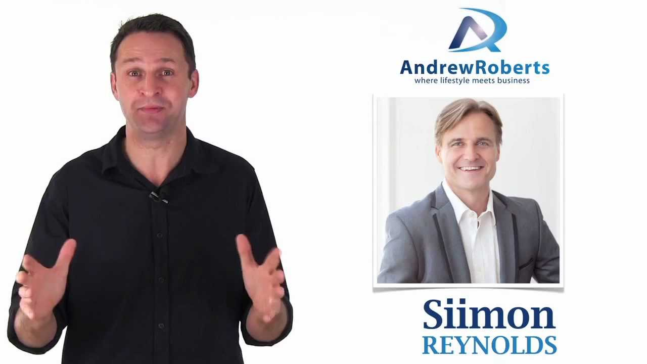 Why People Fail  An Interview With Siimon Reynolds Andrew Roberts