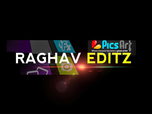 raghav editz live stream youtube raghav editz live stream