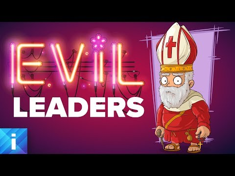 (Some Of The) Most Evil Leaders In the History of Mankind