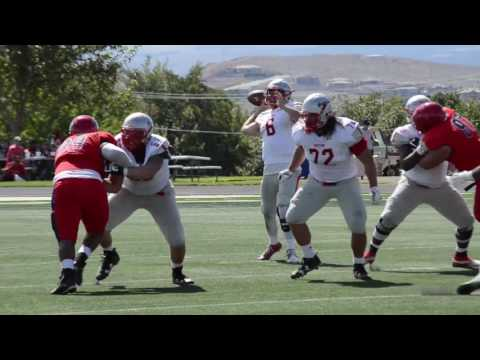 Western State Football  Highlights vs. Dixie State