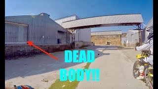 EXPLORING ABANDONED FEMA CAMPS!!