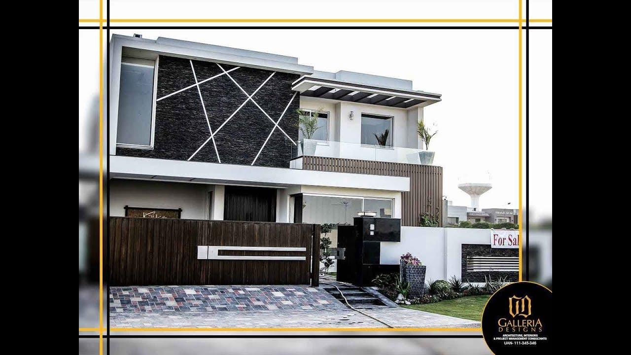 1 Kanal Modern House 500 Sq Yd House