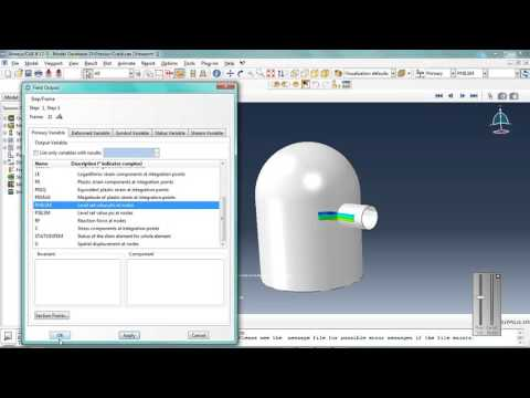 mode 2 crack propagation in abaqus