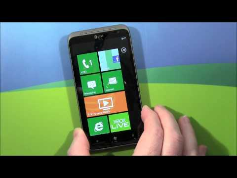 AT&T HTC Titan II Overview (WPCentral)