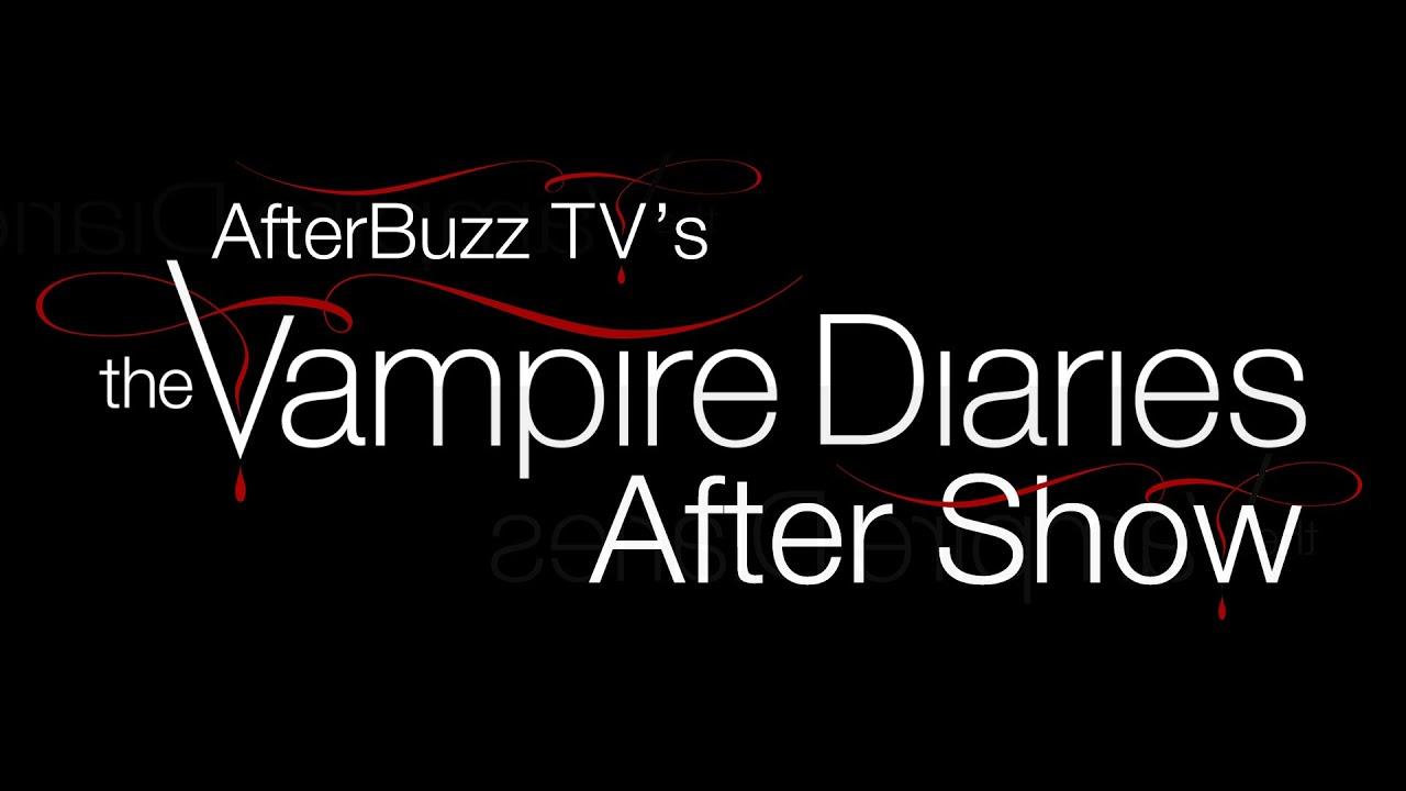 The Vampire Diaries Season 6 Episode 18 Review w/ Annie Wersching |  AfterBuzz TV
