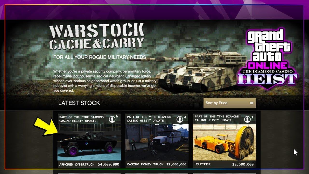 Gta Online Casino Heist Update