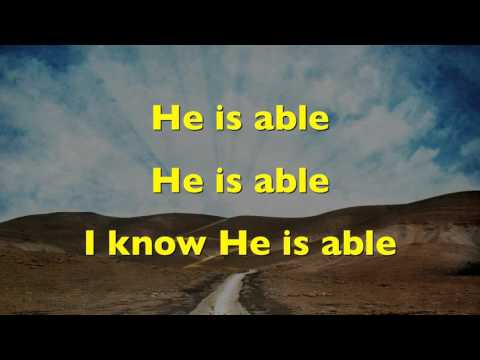 He Is Able, Instrumental