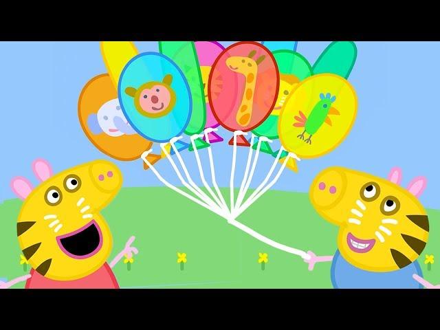 Peppa Pig Nederlands Compilatie Nieuwe Afleveringen | Schoolfeest | Tekenfilm | Peppa de Big