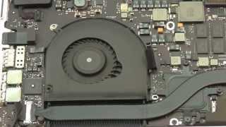 Ремонт MacBook Pro Retina  замена Magsafe(Подробная инструкция по разбору MacBook Pro Retina 2012 Full disassembly manual for MacBook Pro Retina 2012 http://macplus.ru/ --- ремонт техники ..., 2012-09-12T06:43:25.000Z)