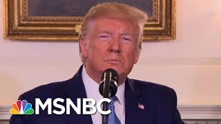 ISIS Resurgence Intensifies As Trump Hails Situation In Syria As Win For U.S | Deadline | MSNBC