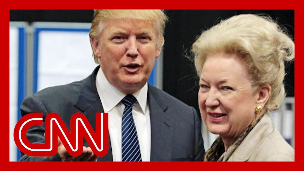 Trump's sister, a former judge, heard on audio criticizing the ...