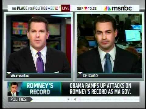 Ben LaBolt on Mitt Romney