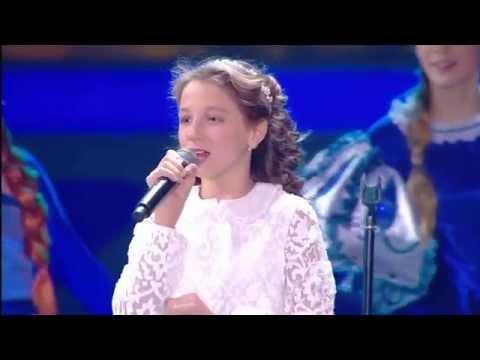 Соня Лапшакова и ПЦ Эколь - Россия - Детская Песня Года 2015 - Www.ecoleart.ru