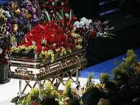 Final Farewell to the King of Pop, Michael Jackson