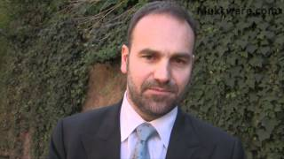 Exclusive Interview Of Mark Shuttleworth @ Mobile World Congress 2012