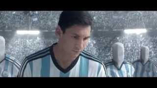 Leo Messi Video 3D Animation - Fast or Fail : 2014 FIFA World Cup ™ Contest