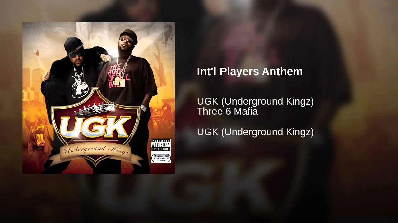 UGK & Three 6 Mafia Had Plans For Supergroup