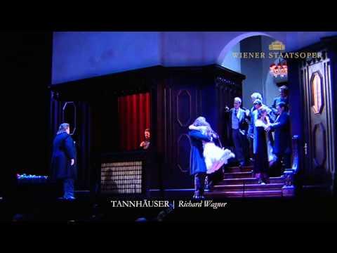 Richard Wagner: TANNHÄUSER (Trailer)   Wiener Staatsoper