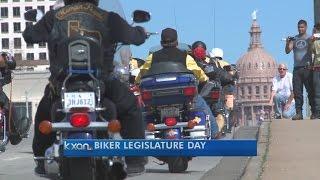 Biker Legislature Day