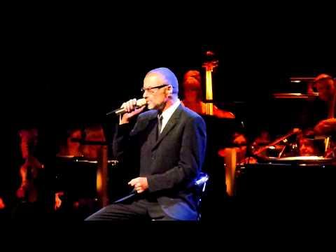 George Michael - Understand (London Royal Opera House 6th nov)