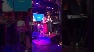 Geri and Melanie C performing '2 Become 1' Live at the Childline be...
