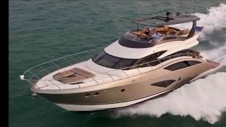 SWEET SURRENDER 63' Marquis Sport Yacht Available for Sale