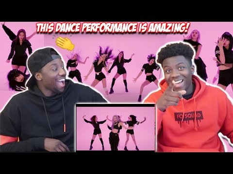 BLACKPINK - 'How You Like That' DANCE PERFORMANCE VIDEO (REACTION)