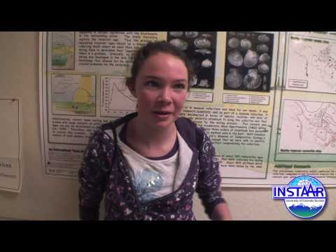 INSTAAR Open House for Southern Hills middle school students