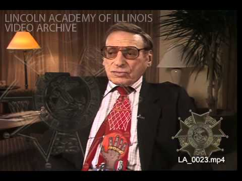 Lincoln Academy 1996 Interview Irv Kupcinet