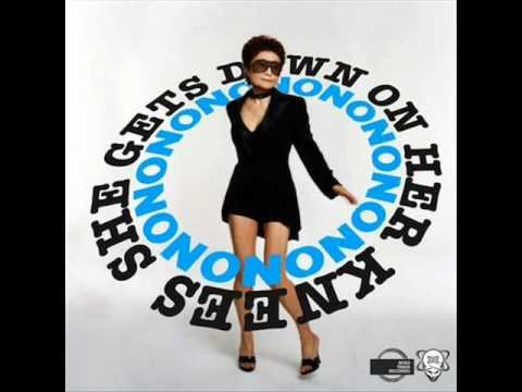 Yoko Ono She Gets Down On Her Knees [Morel Vox Mix] (2012 Remix)