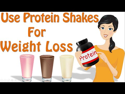 Protein Powder For Weight Loss, How To Use Protein Shakes For Weight Loss