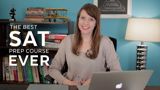 The Best SAT Prep Course Ever! LAUNCHES MONDAY NOV 19th!!