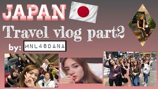 Download lagu JAPAN TRAVEL VLOG PART2 | MNL48 DANA