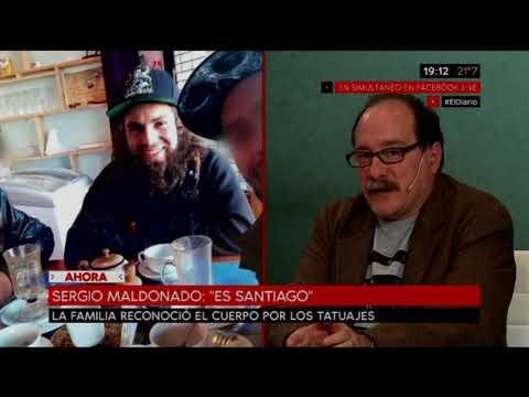 Se confirmó la muerte de Santiago Maldonado (Parte 2)