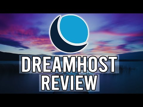 DreamHost Review (2019) Pros and Cons of DreamHost Web Hosting [HONEST REVIEW]