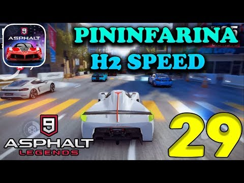 ASPHALT 9: LEGENDS - PININFARINA H2 SPEED - ANDROID / iOS GAMEPLAY - #29