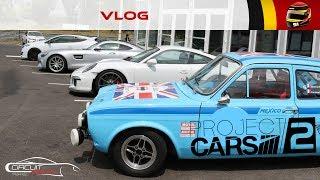 VLOG IRL #17 : Porsche GT3 & Project CARS 2 ! [FR ᴴᴰ]