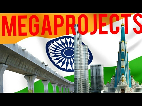 MEGA PROJECTS IN INDIA|| INDIAN INFRASTRUCTURE PROJECTS||